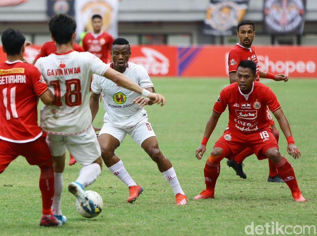 Persija Jakarta Vs Barito Putera: Macan Kemayoran Menang Tipis 1-0