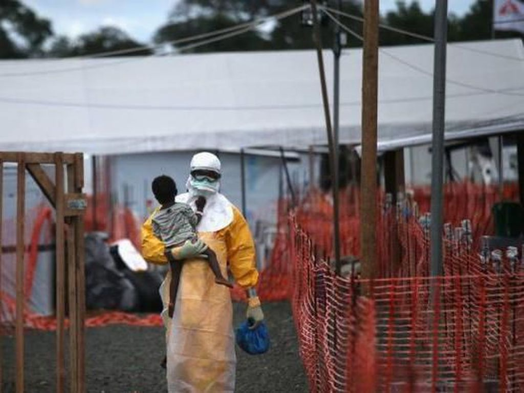 WHO Tegur Tanzania karena Tutupi Kasus Ebola