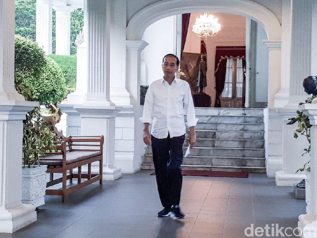 Diberi Tahu Jokowi Soal Gerindra Masuk Kabinet, Relawan Kecewa