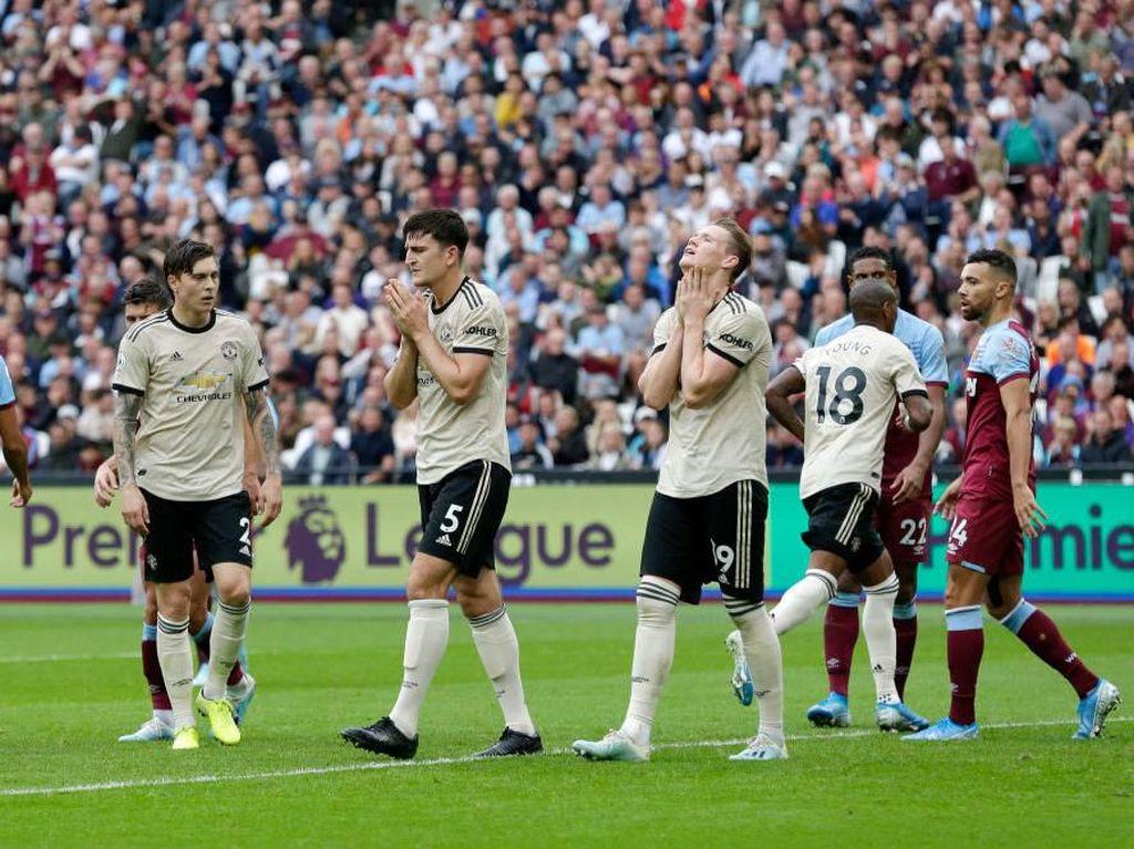 Skuat Man United Terburuk Sejak Era Premier League