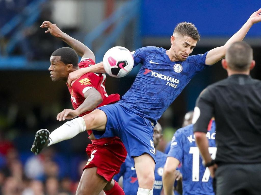 Chelsea Vs Liverpool: The Reds Menang 2-1