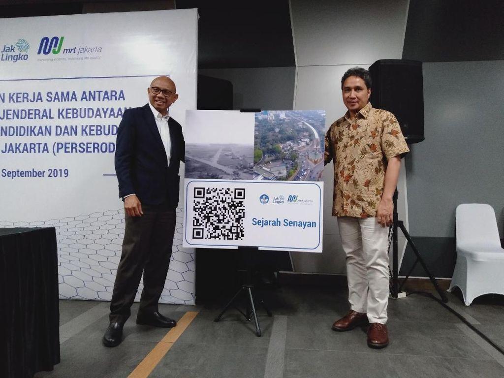 Stasiun MRT Akan Tampilkan Ragam Seni Budaya Indonesia