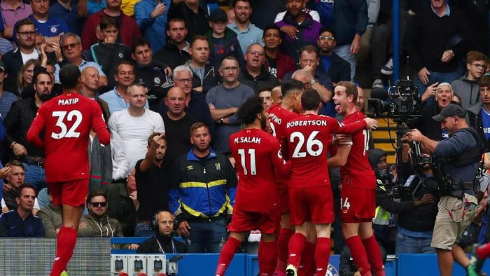 Trent Alexander-Arnold mengincar final Liga Champions ketiga beruntun. (Foto: REUTERS/Eddie Keogh)