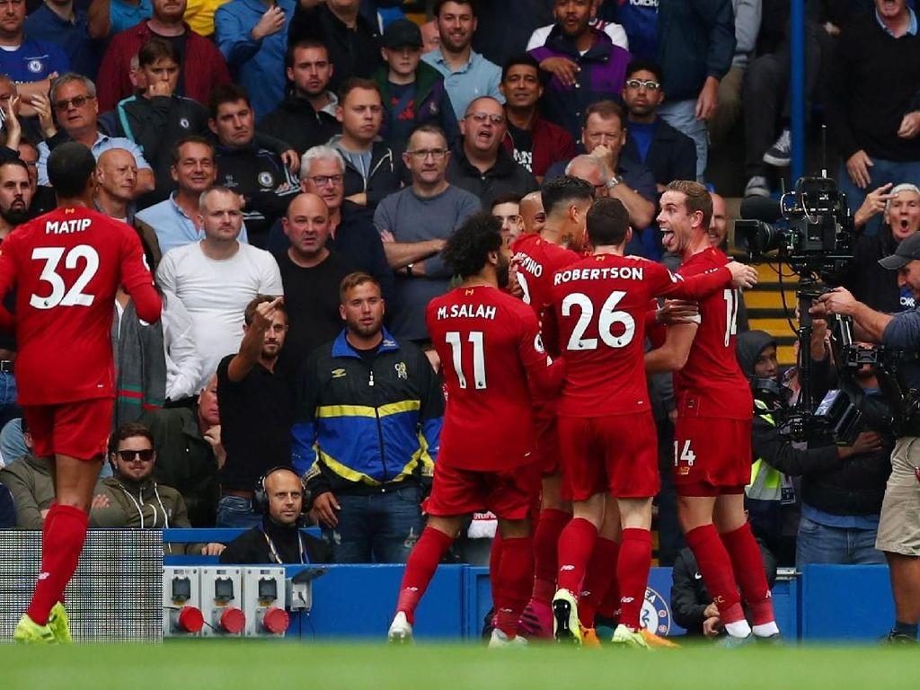 Jadwal Liga Inggris Hari Ini: Duel Liverpool Vs Leicester City
