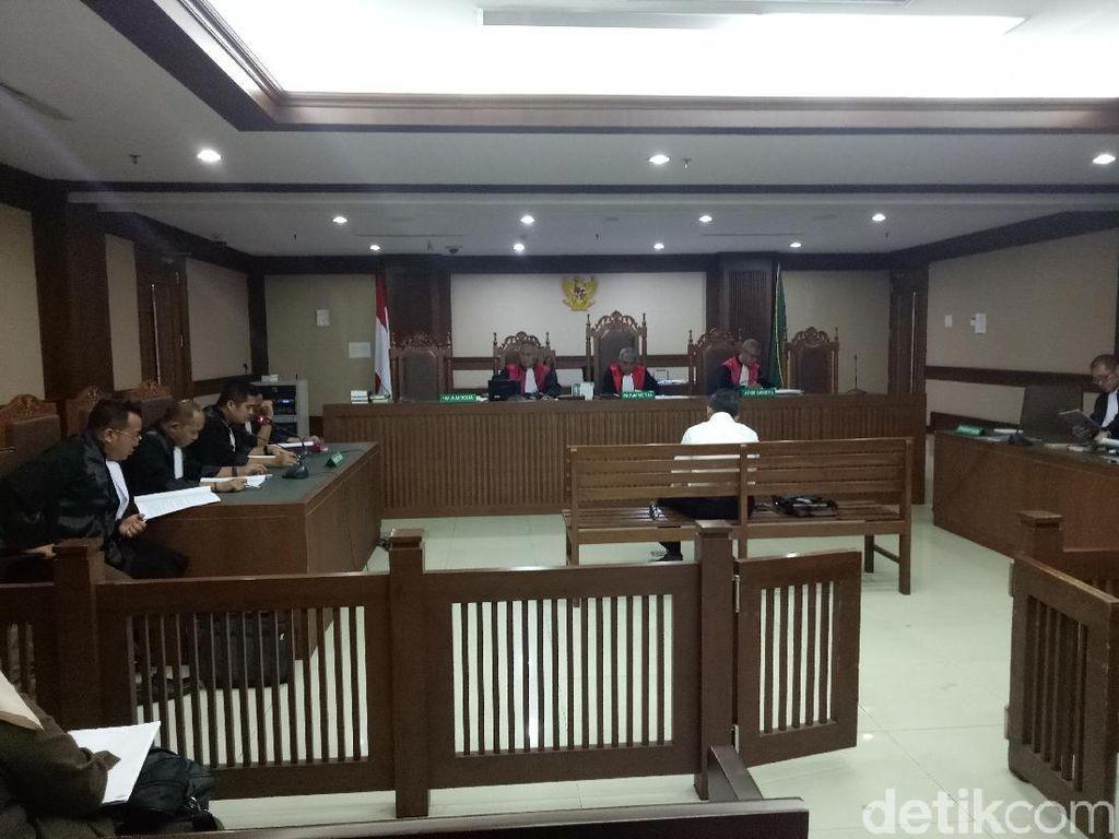 Nur Pamudji Didakwa Rugikan Negara Rp 188 M di Kasus Korupsi HSD