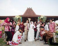 Resepsi pernikahan Riza jadi viral karena menelan biaya kurang Rp 25 juta