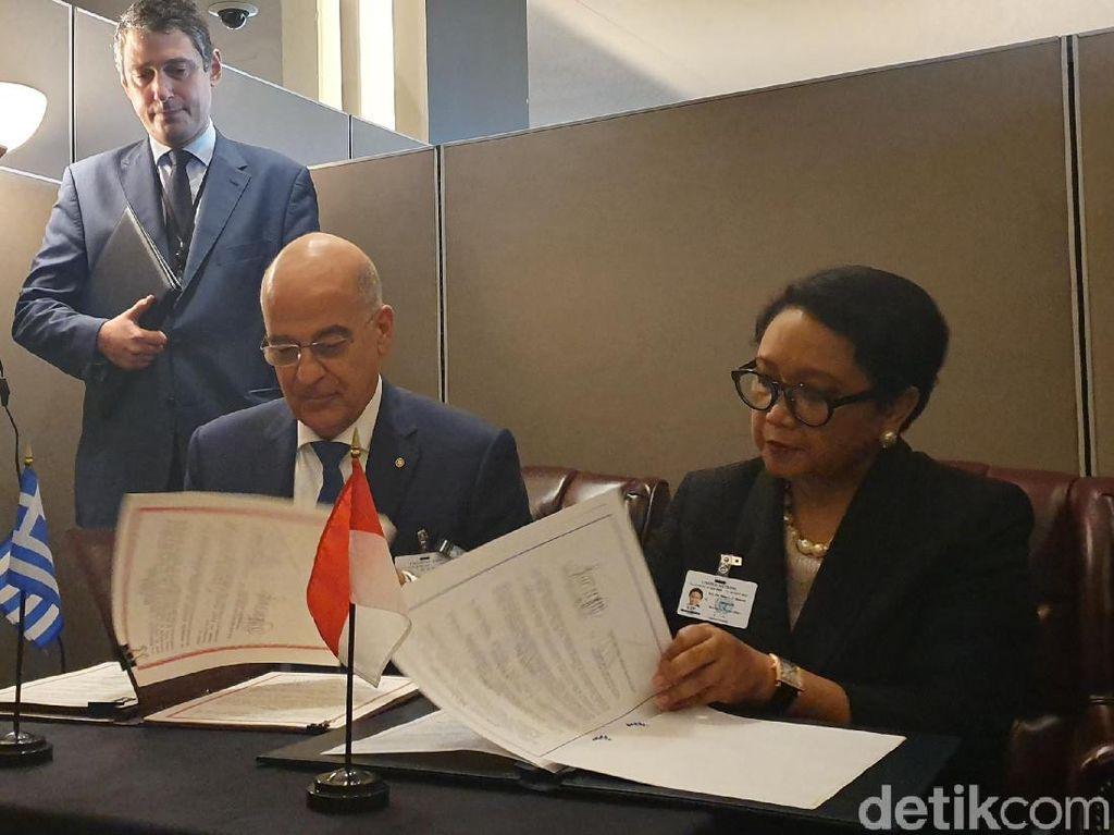 Pertemuan Bilateral Awali Kegiatan Menlu di High Level Week Sidang Umum PBB