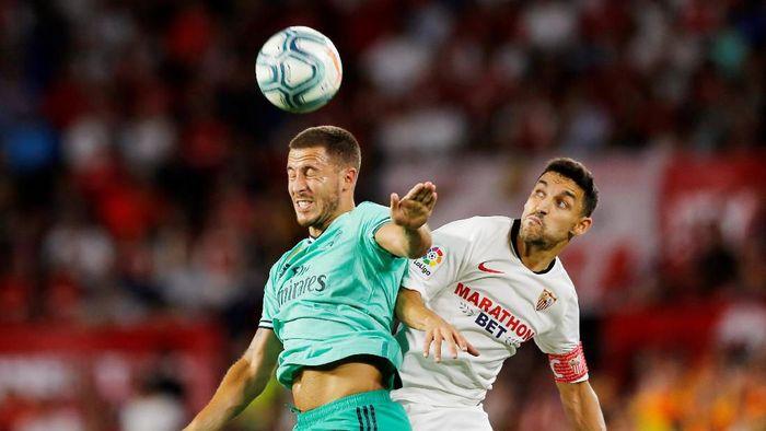 Real Madrid diuji Sevilla di Liga Spanyol pekan ke-20. (Foto: Reuters)