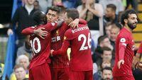 Liverpool Tidak Terhentikan