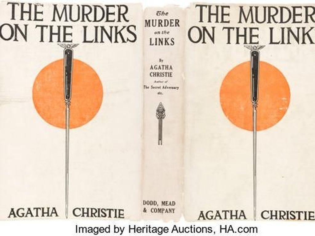 5 Buku Langka Agatha Christie Terjual Sampai Ratusan Juta di AS