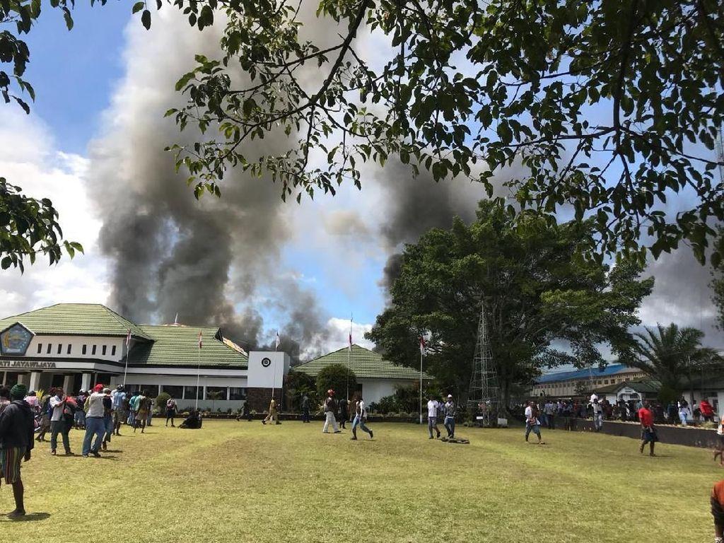 Dokter Gugur dalam Kerusuhan Wamena, Menkes Sampaikan Belasungkawa