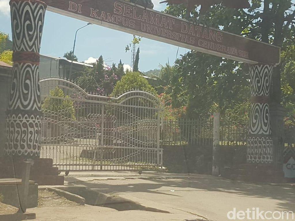 Polri: Mahasiswa Eksodus Duduki Aula Uncen untuk Provokasi