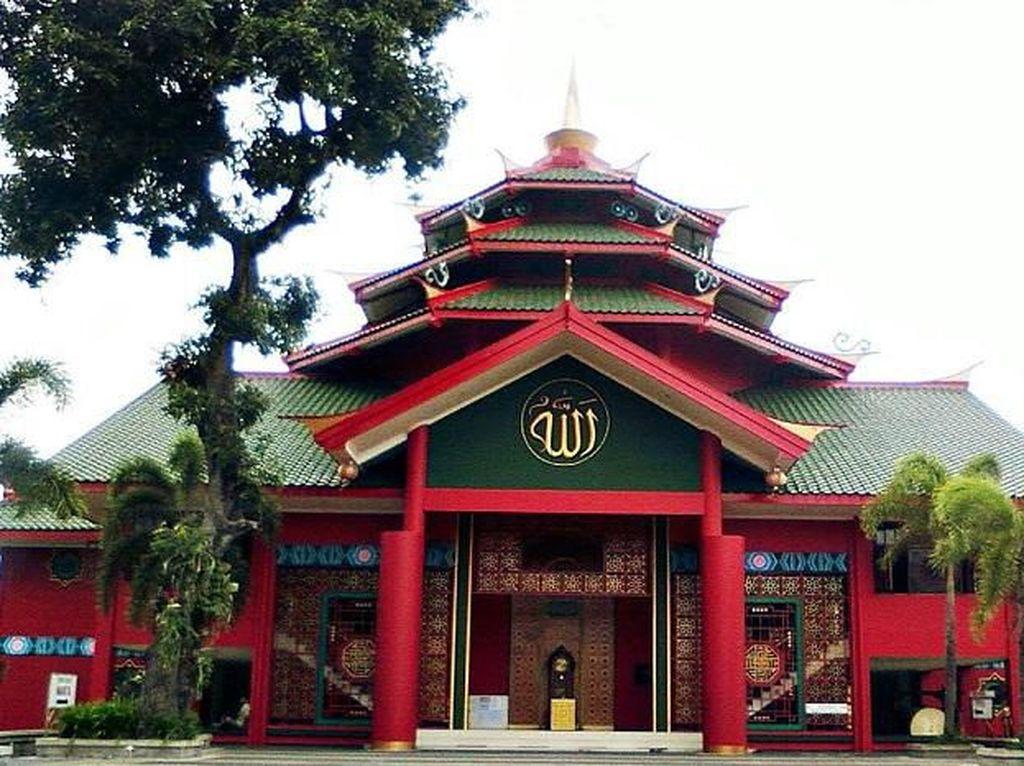 Masjid Cheng Ho Surabaya, Wisata Religi yang Punya Fakta Menarik