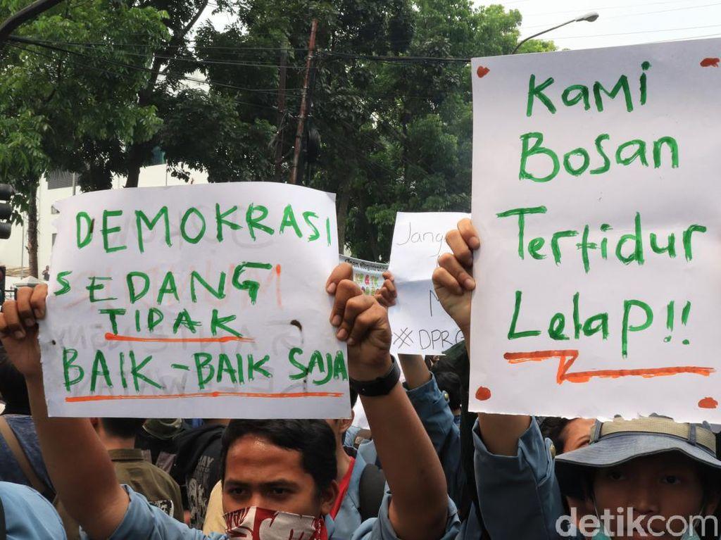 Aksi Mahasiswa dan Momentum Perubahan Politik
