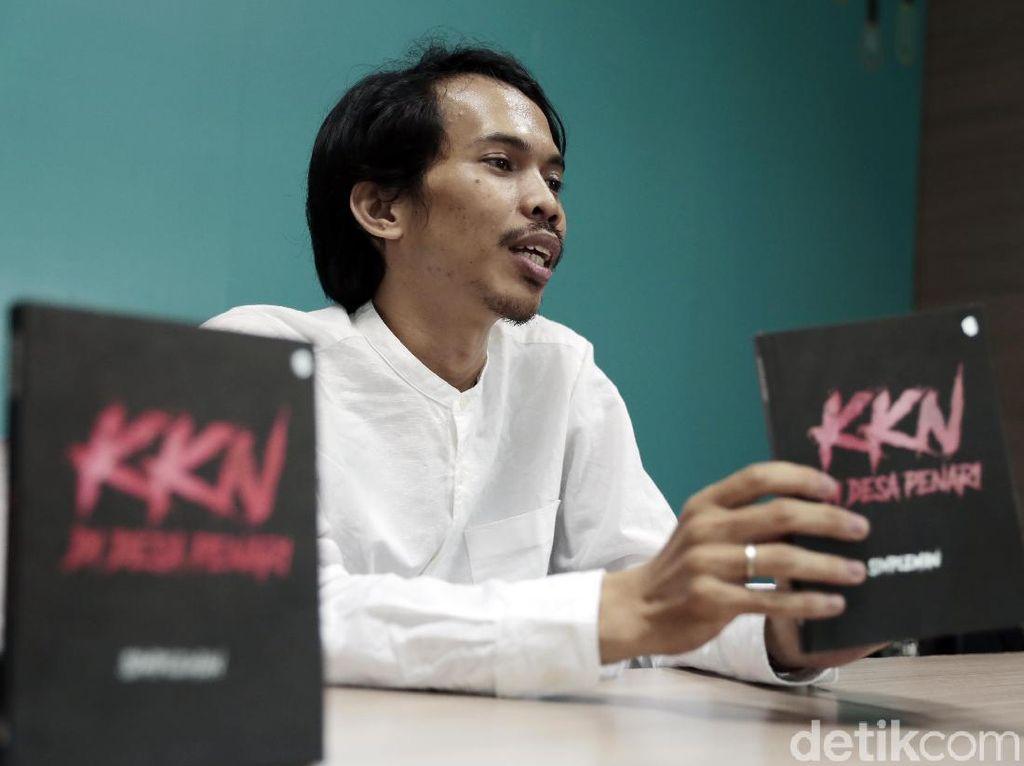 Hasil Penjualan Novel KKN di Desa Penari Diberi ke Anak Yatim