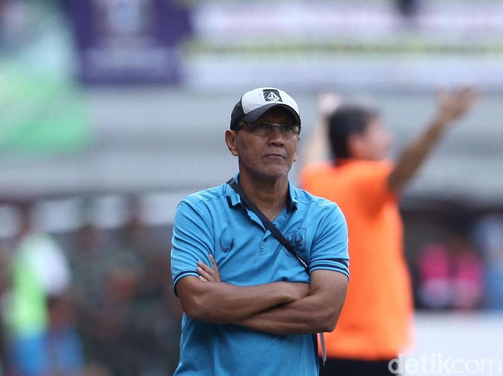 PSIS Imbang dengan Badak Lampung, Banur Minta Maaf ke Suporter