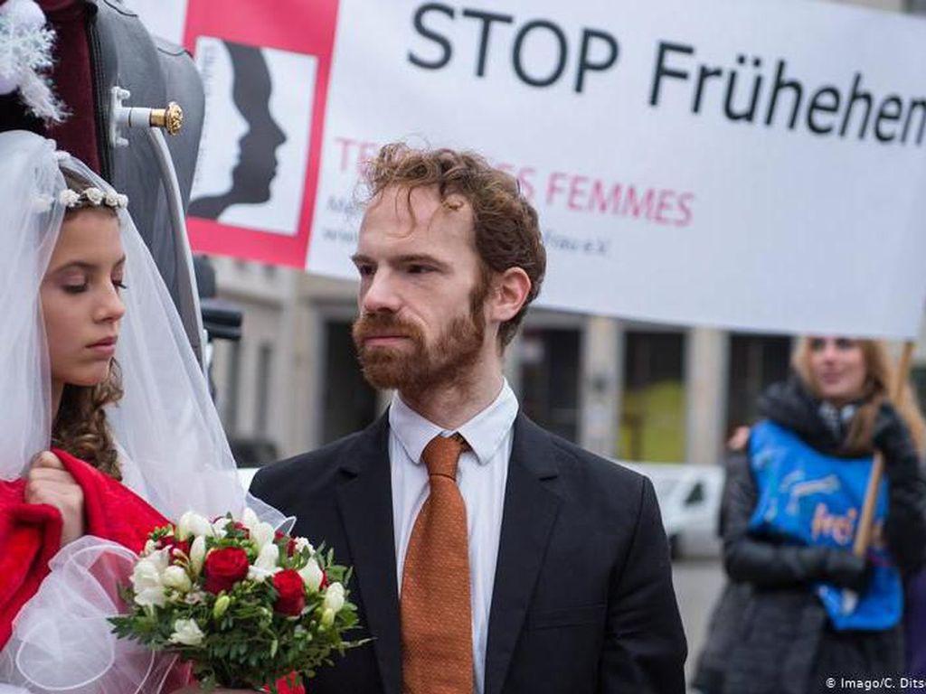 Bocah Menikah Tiap Pekan, Jerman Kewalahan Tanggulangi Pernikahan Anak