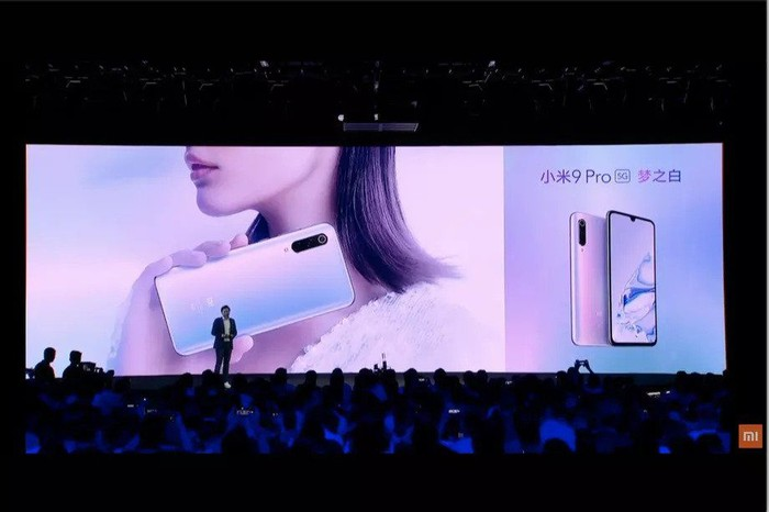Xiaomi 9 Pro 5G. Foto: Screenshot YouTube
