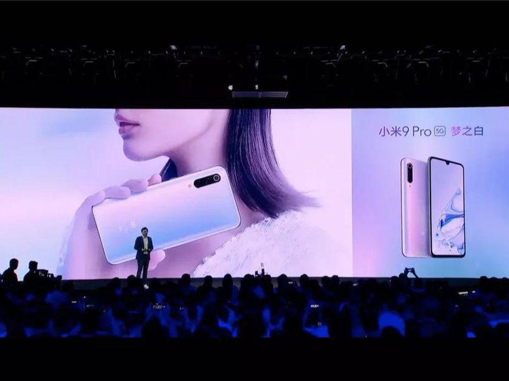 Mi 9 Pro 5G Dirilis, Ponsel 5G Rp 7 Jutaan