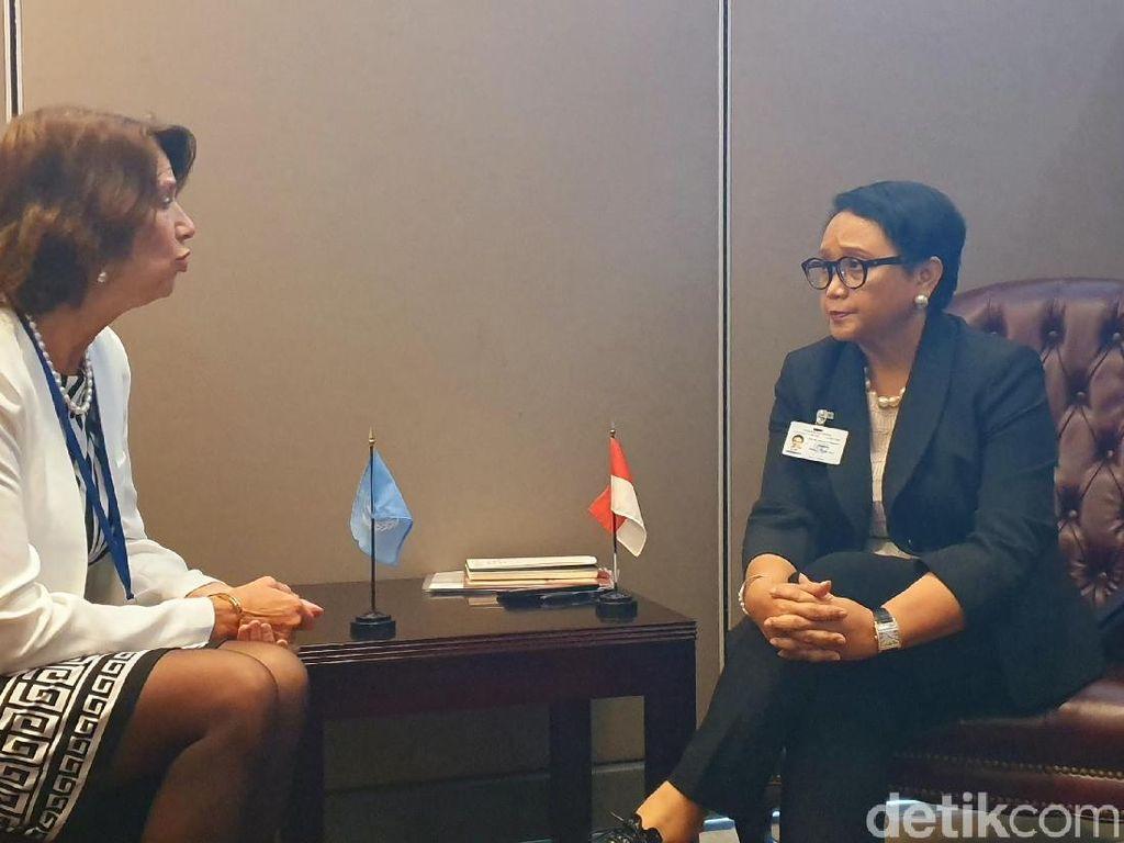 Utusan PBB Puji Cara Indonesia Bantu Selesaikan Masalah Rohingya
