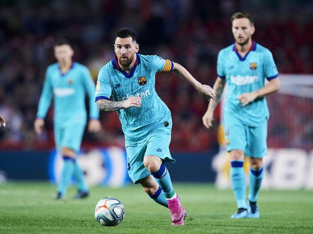 Badan Masih Terasa Berat, Lionel Messi Butuh Waktu Tingkatkan Kondisi