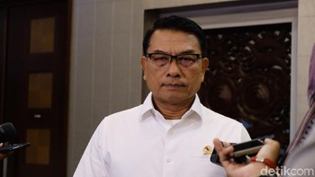 Moeldoko Pamit dari KSP, Belum Dipanggil Jokowi