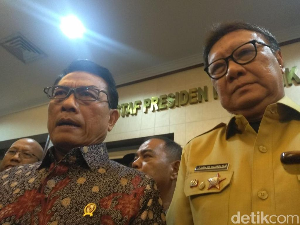 DPRD Papua Minta Pemerintah Dialog dengan ULMWP-KNPB, Moeldoko: Kita Pikirkan