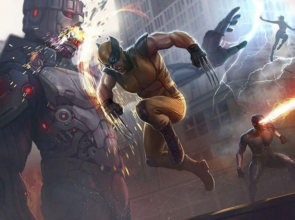 Marvel Bakal Rilis Cerita Black Widow hingga Wolverine di Podcast?