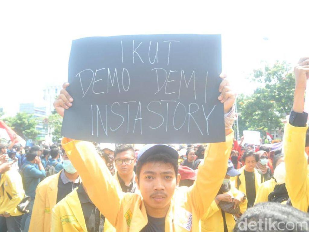 Terjebak Bentrok Saat Demo Mahasiswa? Waspadai Trauma Psikis