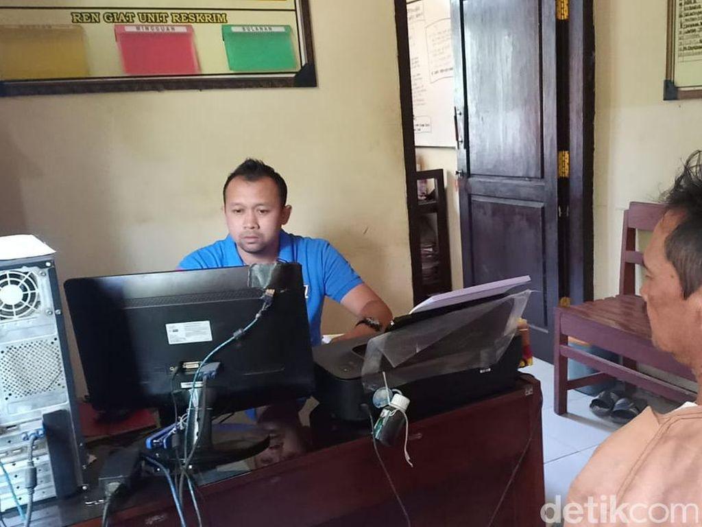 Aksi Pencabulan Pengepul Barang Rongsok Terbongkar Lewat Bekas Kecupan