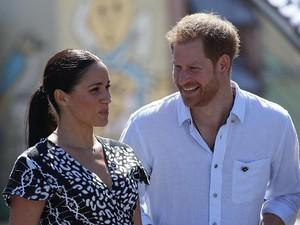 Demi Meghan Markle Tak Seperti Putri Diana, Harry Mundur dari Kerajaan