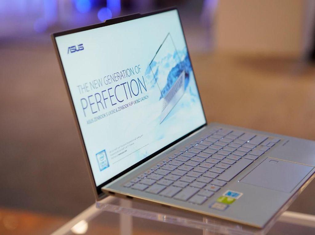 Pasar Laptop Tipis Menggiurkan, Akhir Tahun Asus Rilis Produk Lagi