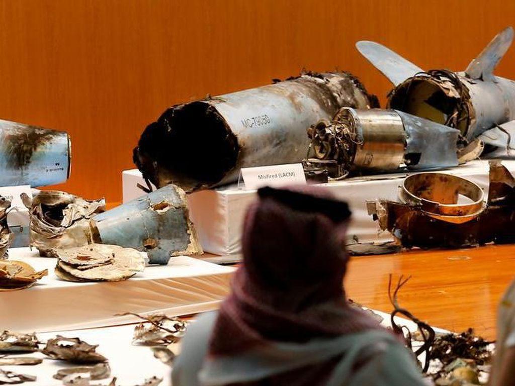 Jerman-Prancis-Inggris Kompak Sebut Iran Dalangi Serangan Minyak Saudi
