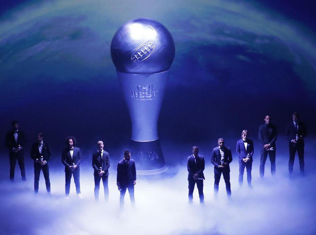 Daftar Lengkap Peraih FIFA Football Awards 2019