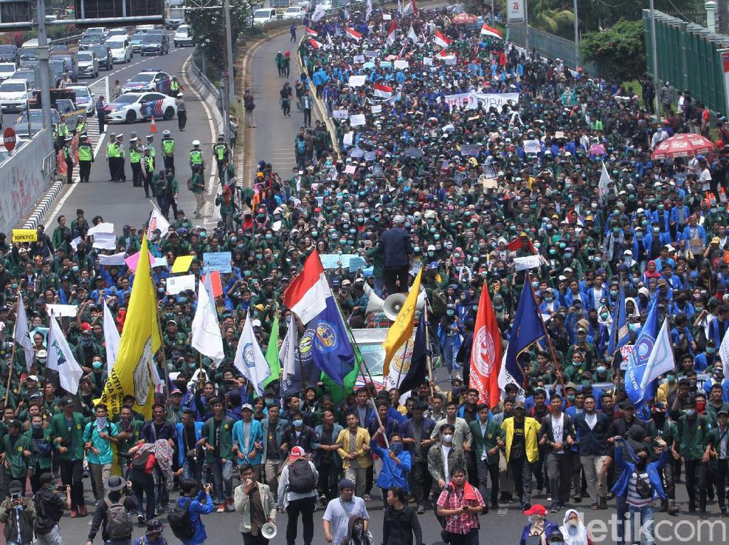 Banyak Demo di Indonesia, Australia Keluarkan Travel Advice