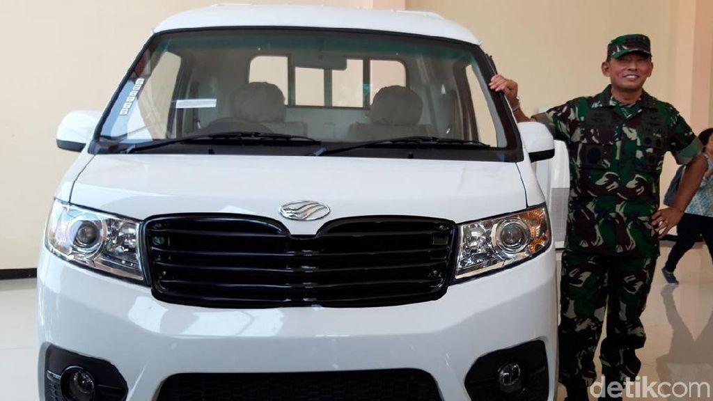 Laris Manis! 35 Unit Mobil Esemka Dipesan TNI AU