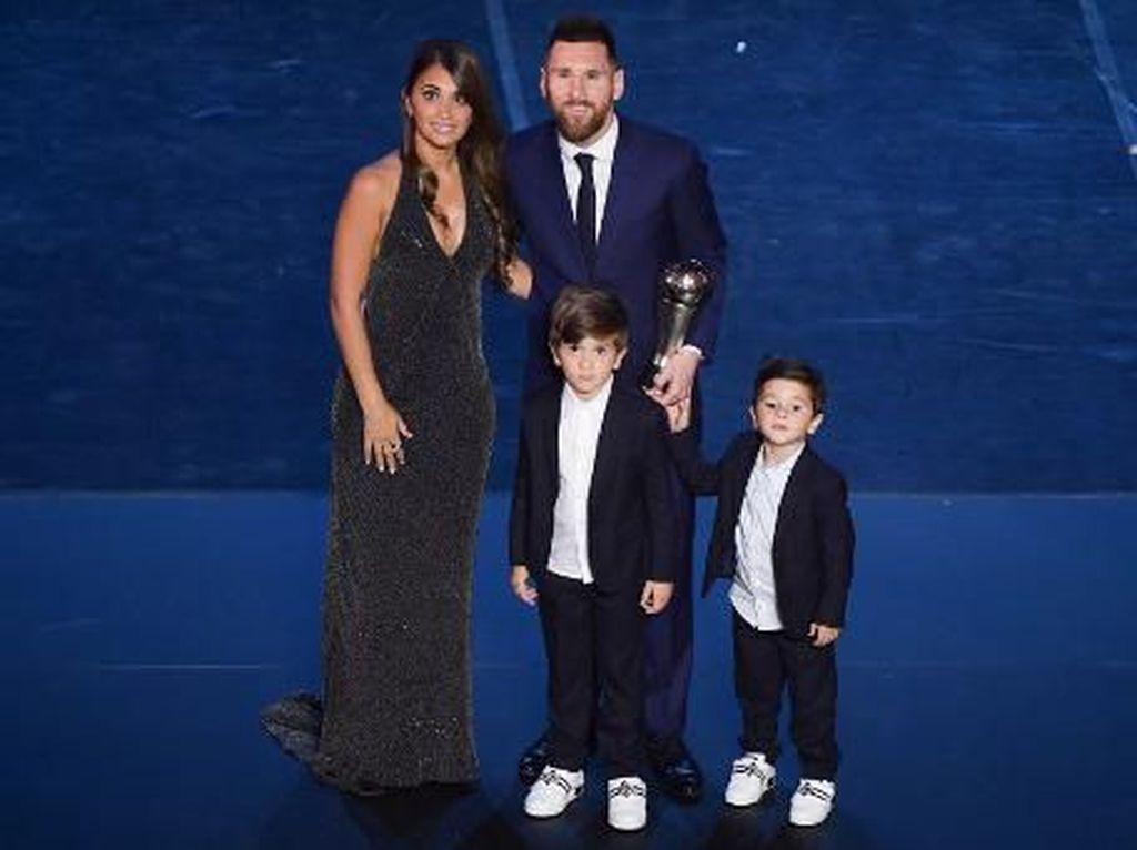 Pidato Kemenangan Lionel Messi Usai Jadi Pemain Terbaik FIFA 2019