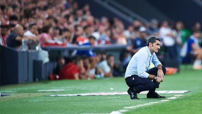 Valverde Sadar Betul Sedang dalam Tekanan