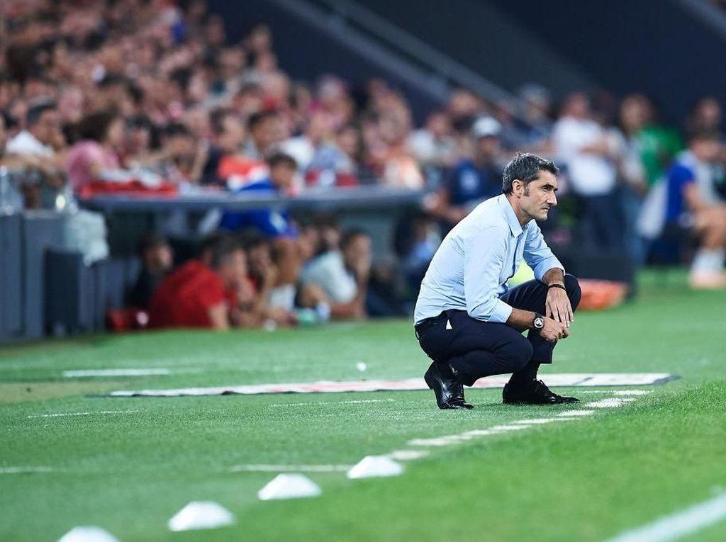 Pep Guardiola Sesalkan Situasi Ernesto Valverde di Barcelona