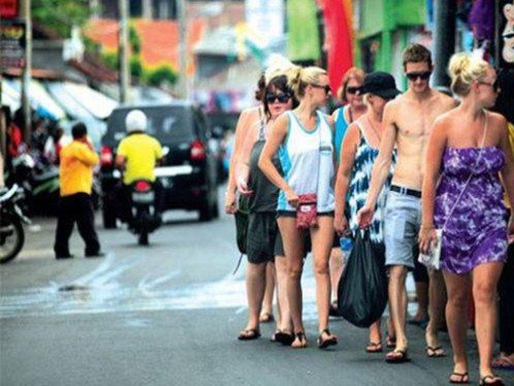 Dear Turis Asing, Perhatikan Hal Ini Biar Dapat Pengembalian Pajak
