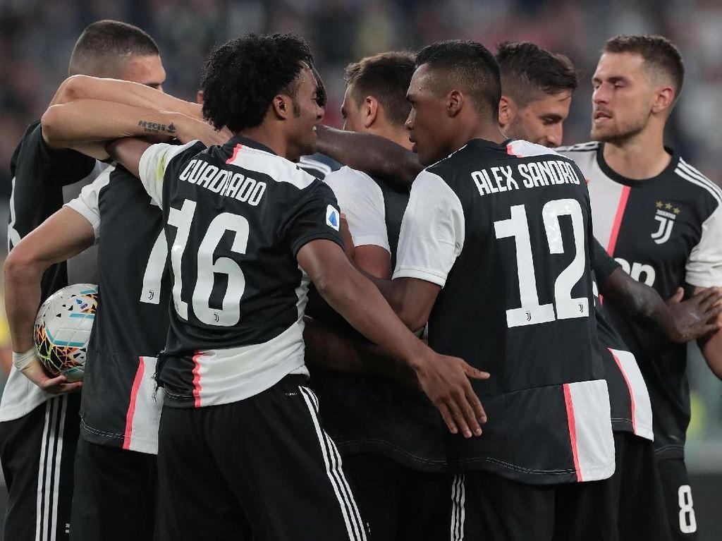 Buat Juventus, Inter Urusan Belakangan
