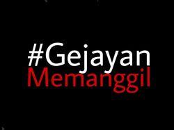 Trending Topic di Yogya, #GejayanMemanggil dan #UGMBohongLagi
