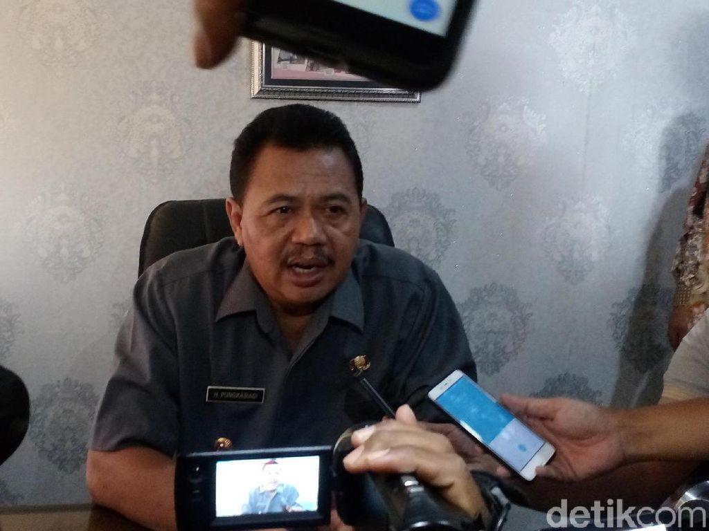 OTT Pungli di Wisata Air Panas, Wabup Mojokerto: Kami Ikuti Proses Hukum