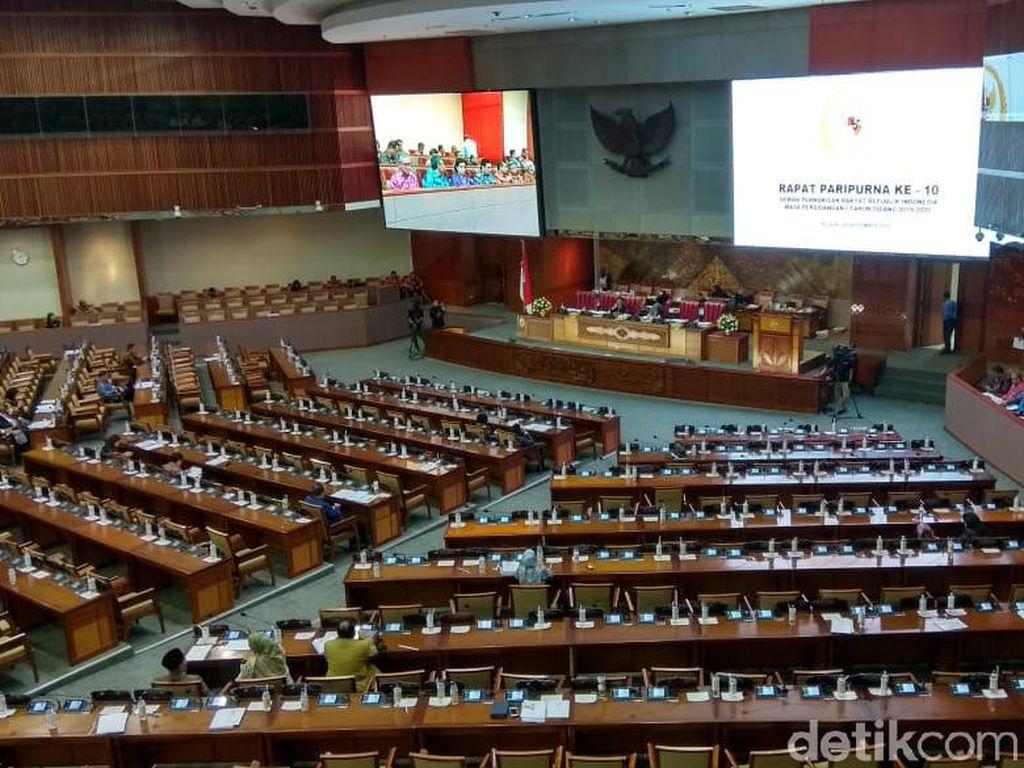 Sah! APBN Jokowi di 2020 Capai Rp 2.540 Triliun