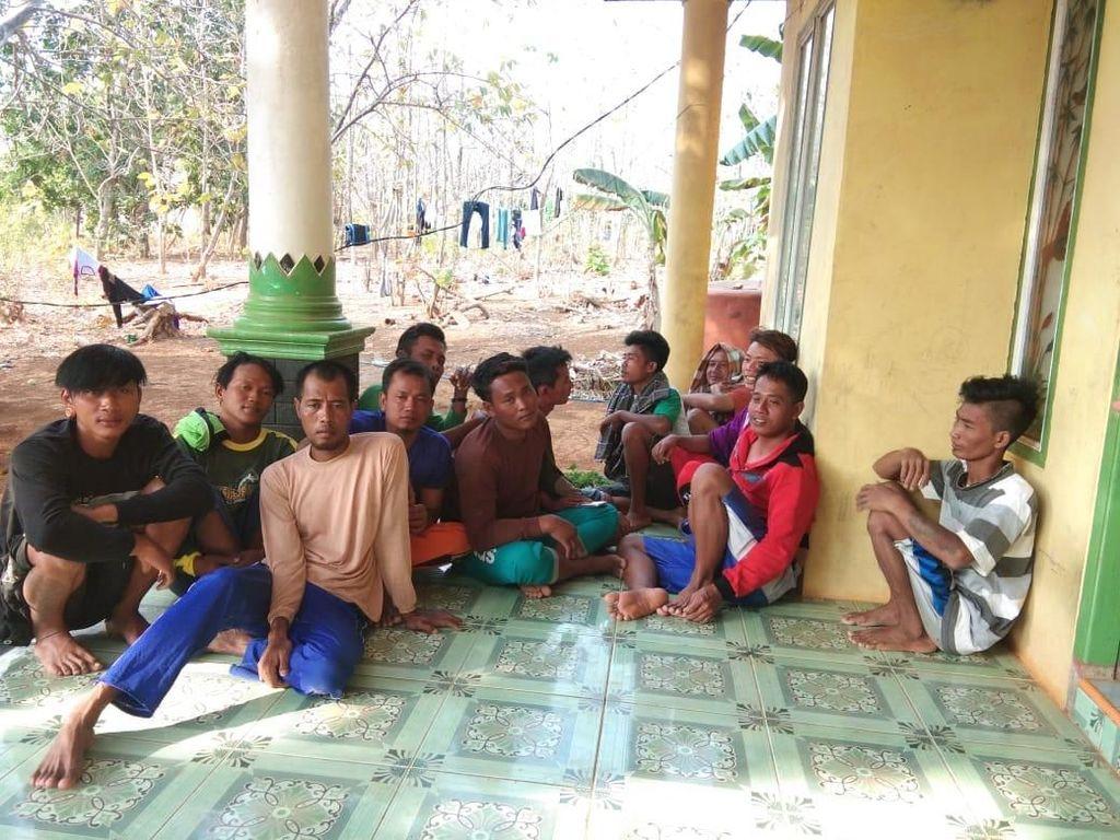 Kapal Nelayan Terbalik di Jepara, 13 Orang Selamat dan 2 Hilang