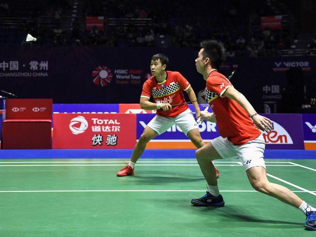 Kevin/Marcus dan Skuat Indonesia ke Korea Open 2019