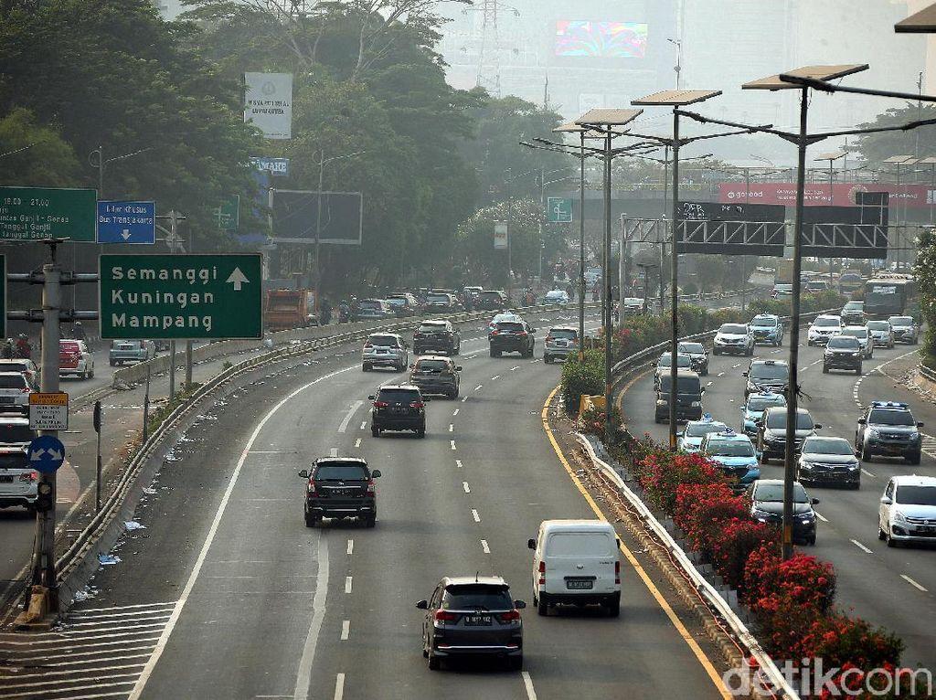 Jasa Marga Tunggu Pusat soal Rekomendasi Pembatasan Transportasi Jabodetabek