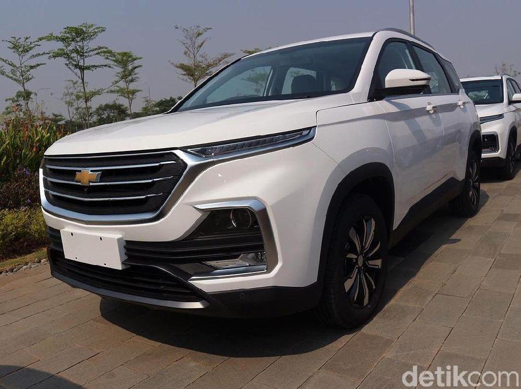 Chevrolet Captiva Buatan Cikarang Takkan Dijual di Indonesia