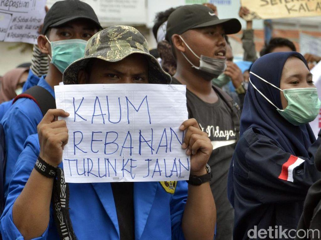 Ancaman Sanksi Menristek ke Rektor Penggerak Demo Dianggap Tak Layak