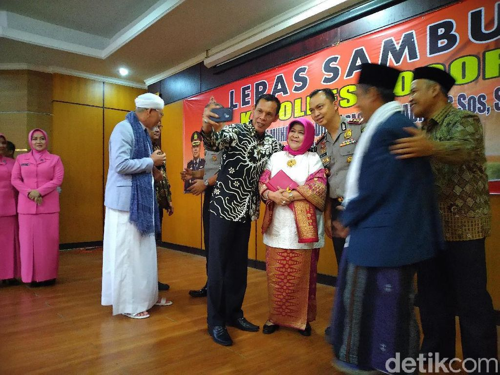 AKBP Joni Resmi Menjadi Kapolres Kabupaten Bogor